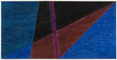 Alfredo Volpi, 'Untitled (elementos geométricos)', Late 1960`s