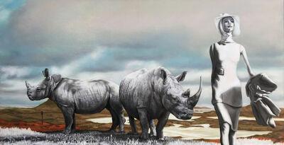 Arturo Arvizu, 'Rinocerontes', 2018