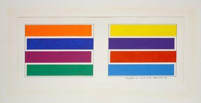 Waldo Balart, 'Espectro del color #9', 1982