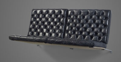Poul Kjærholm, 'A pair of rare wall-mounted settees, model no. PK 26', designed 1956