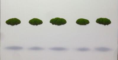 Jong Yong YANG, 'Moss ', 2017