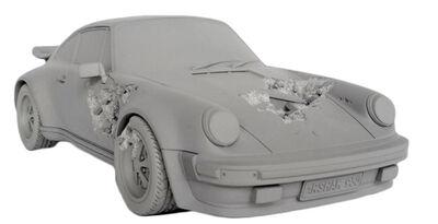 Daniel Arsham, 'ERODED 911 TURBO Porsche (Grey Edition)', 2020