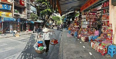Anthony Brunelli, 'Candy Street (Hanoi)', 2006