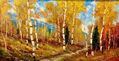 DEAN BRADSHAW, 'Forest Path'