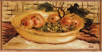 André Derain, 'Assiette de pêches', ca. 1938