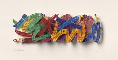 David Gerstein, 'XX Why - Paper cut ', 2007