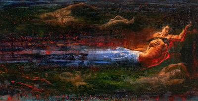 Davide Frisoni, 'Inferno - Paolo e Francesca ', 2021