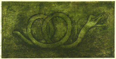 Rufino Tamayo, 'Quetzalcoaltl', 1978