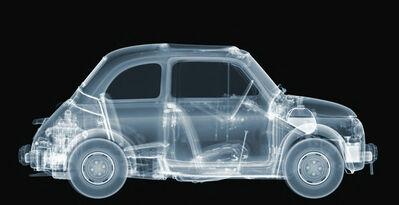 Nick Veasey, 'Fiat 500'