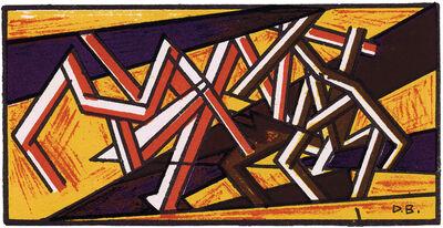 David Bomberg, 'Russian Ballet', 1914-1919
