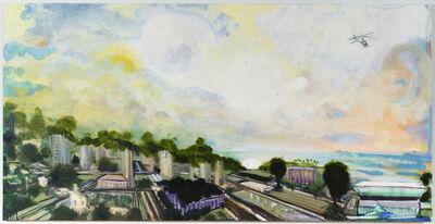 Verne Dawson, 'Harbor Town', 2015
