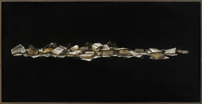 Linda Cosgrove, 'Book Series I', 2018