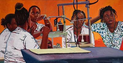 Raelis Vasquez, 'Momentos entre Mujeres', 2020