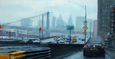 Karen Woods, 'Along the East River', 2017
