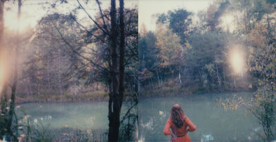Lisa Toboz, 'Sunfall - Contemporary, Polaroid, Photograph, Figurative, 21st Century, Women, Healing', 2016