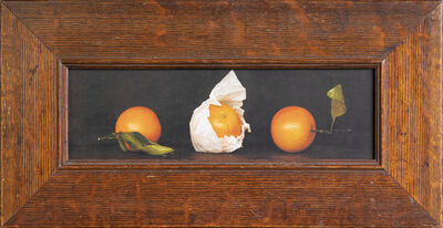Jefferson Hayman, 'Three Oranges (A Spirited Season)'