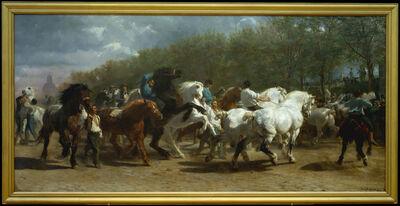 Rosa Bonheur, 'The Horse Fair', 1852–1855