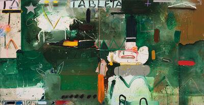 James Havard, 'Hopi Tableta Yellow Tail', 1983