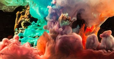 Javiera Estrada, 'Pillars of Creation', 2015
