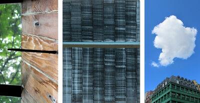 Juan Uslé, 'Lunch Time, NY, 2015 - Habitación Mineral, Benissa, 2018 - Nube Narciso, Berlín, 2015', 2015/2018
