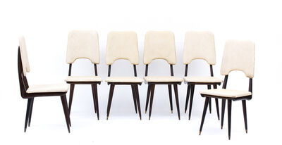 Ico Parisi, 'Series of six chairs'