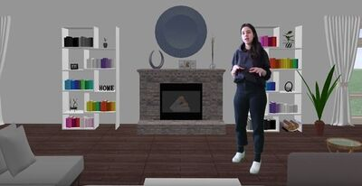 Molly Soda, 'HOUSE TOUR! | My First Home! **FINALLY**,', 2020