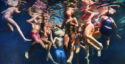 Anne Leone, 'Cenote Azul #27', 2017