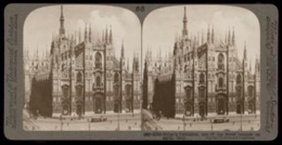 Bert Underwood, 'Milan Cathedral', 1900