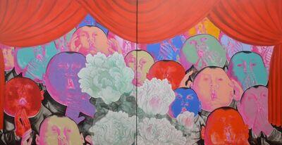 Yin Kun, 'Blooming like a flower', ca. 2019