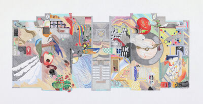 Dong Wan Kook, 'Decalcomanielife', 2014