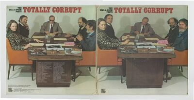 John Giorno, 'The Dial-A-Poem Poets : Totally Corrupt GPS 008-009', 1976