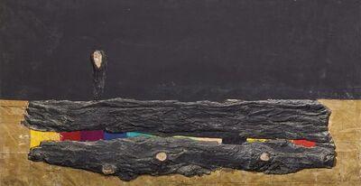 Roberto Crippa, 'Night in a shipyard', executed in 1963