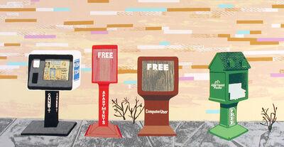 Carolyn Swiszcz, 'Free News', 2006