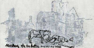 Yang Jiechang 杨诘苍, 'After the Battle 1914-2014 战后 1914-2014', 2014
