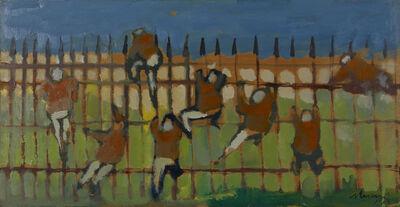 Mino Maccari, 'Figure', 1965