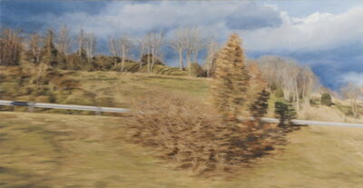 Jennifer Krause Chapeau, 'Fleeting Fall', 2001