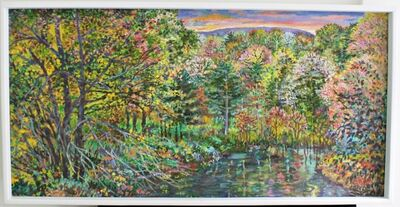 Thelma Appel, 'Miller's Pond', 2007