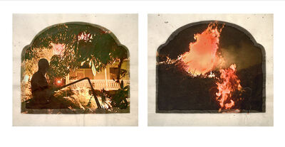 Tracey Moffatt, 'Plantation (Diptych No. 10)', 2009