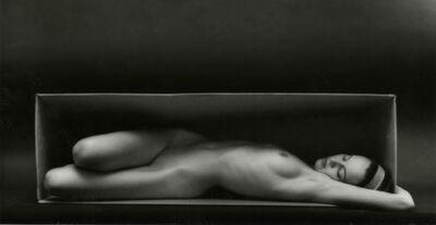 Ruth Bernhard, 'In the Box (horizontal)', 1962