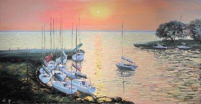 Zhang Shengzan 张胜赞, 'Harbour', 2006