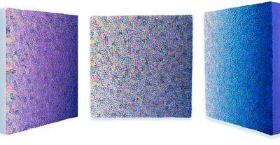 Zhuang Hong-yi, 'Flowered Colorchange', 2020