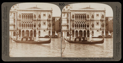 Bert Underwood, 'Palazzo Ca' d'Oro, home of an old merchant of Venice', 1900