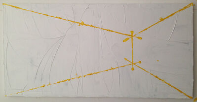 G.T. Pellizzi, 'Projections in Yellow (Fig. 8) ', 2015