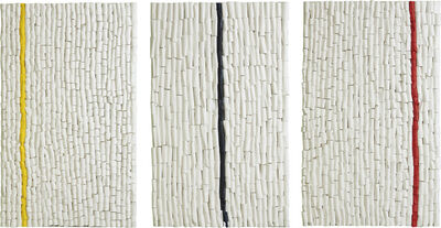 Barbara Hirsch, 'In Parallel (triptych)', 2019