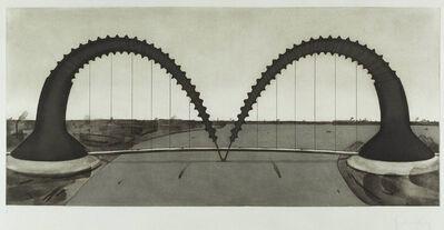 Claes Oldenburg, 'Screw Arch Bridge State II', 1980
