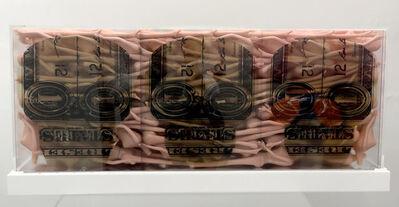 Kumikaho Oshima, 'barbies and skulls', 2020