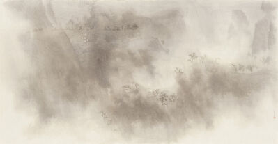 Chung-Ming Su, 'Trees in Clouds 重雲雜樹', 2016
