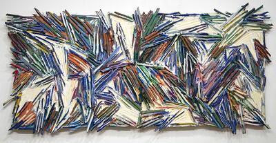 Charles Arnoldi, 'Sticky Wicket', 1989