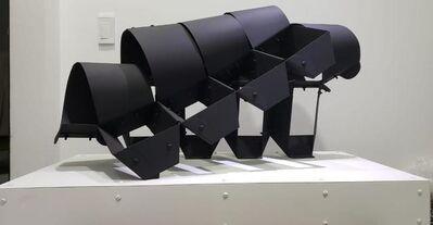 Edgar Negret, 'Navegante ', 1972