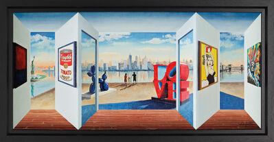 John D Wilson, 'Art Of New York', 2019